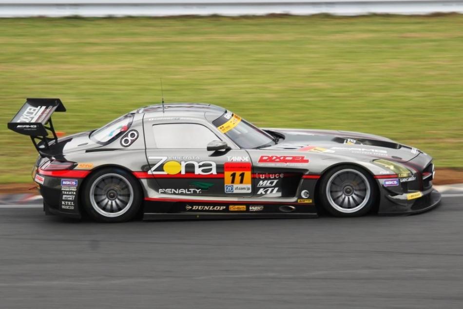 2013 第8戦 SUPER GT in MOTEGI 250km 開催