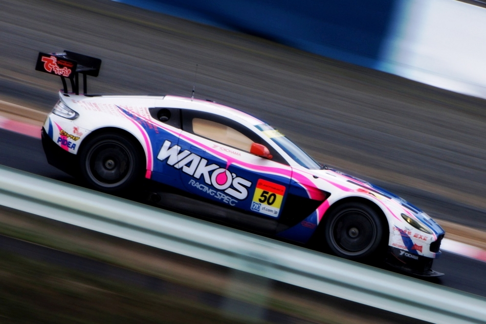 2014 SUPER GT Round4 in SUGO GT 300km 開催