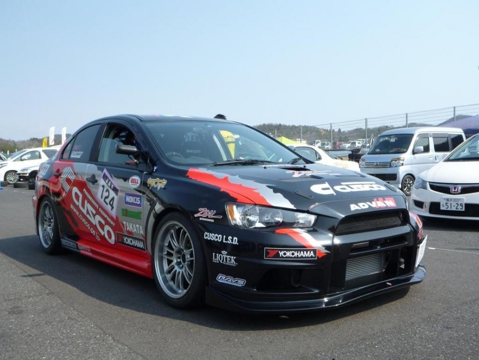 2014 JAF全日本ジムカーナ選手権 第6戦 in ツインリンクもてぎ 開催