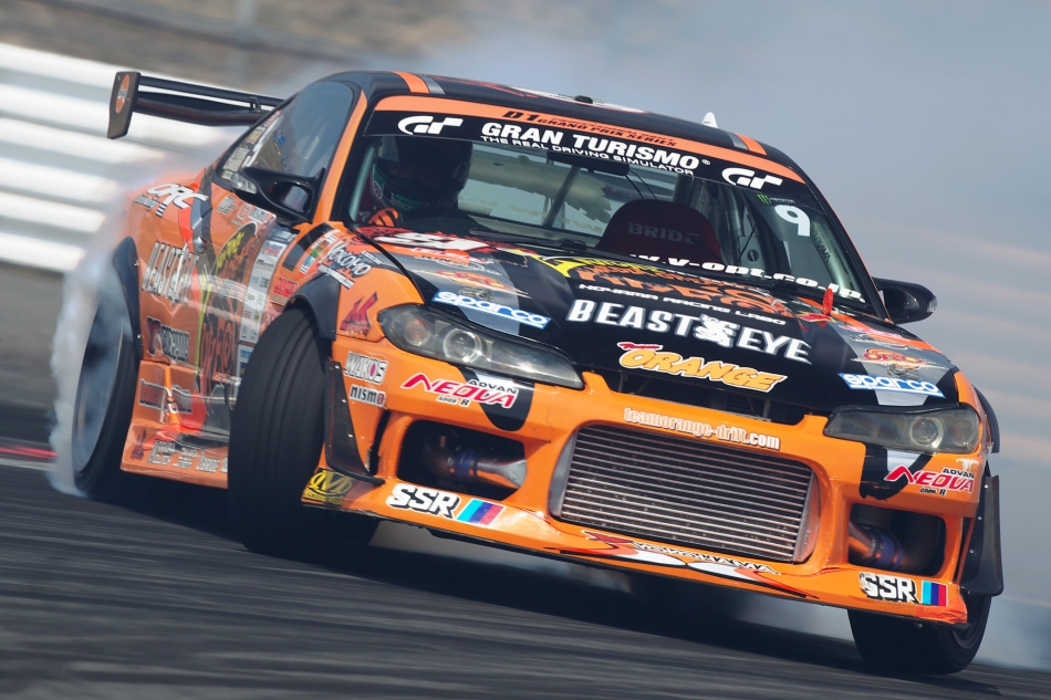 2014 D1 GRAND PRIX SERIES Round 4/5 EBISU DRIFT  開催
