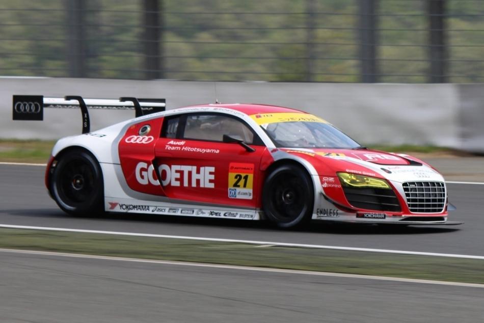 2014 SUPER GT Round7 BURIRAM UNITED SUPER GT RACE 開催