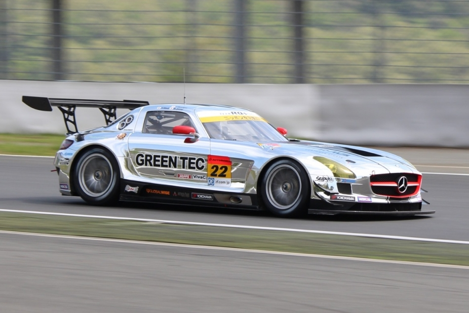 2014 SUPER GT Round7 BURIRAM UNITED SUPER GT RACE 開催