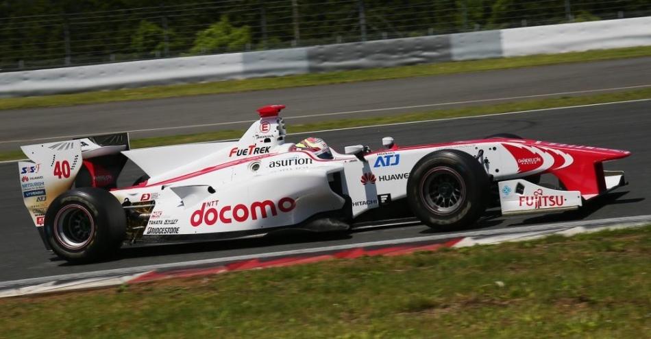 2014 全日本選手権 スーパーフォーミュラシリーズ 最終戦 JAF鈴鹿グランプリ 開催