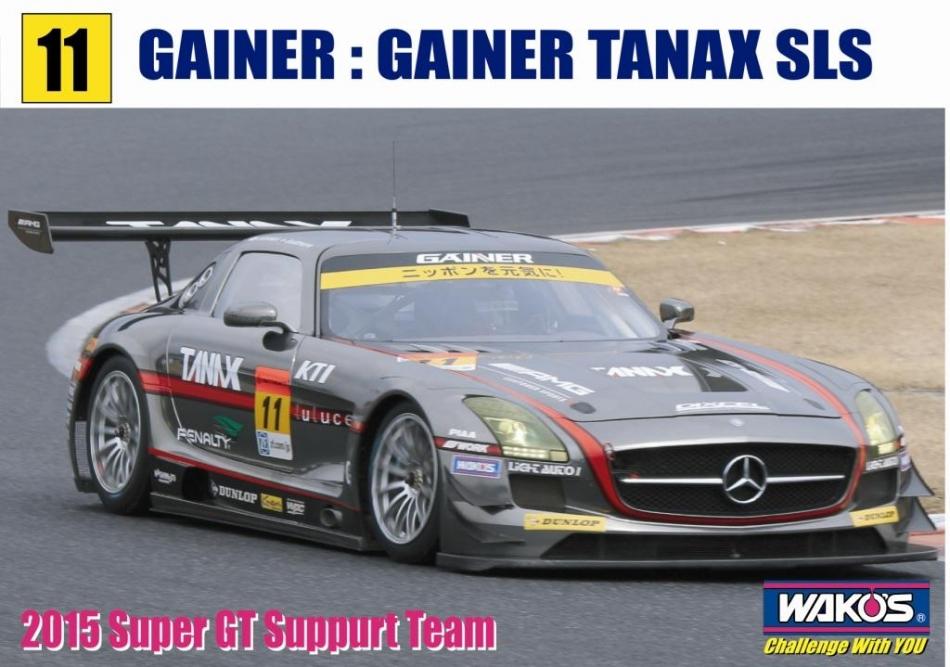 GAINER: GAINER TANAX SLS
