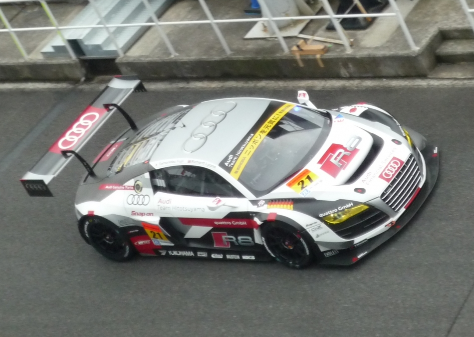 2015 SUPER GT 開幕戦in岡山 レースレポート2