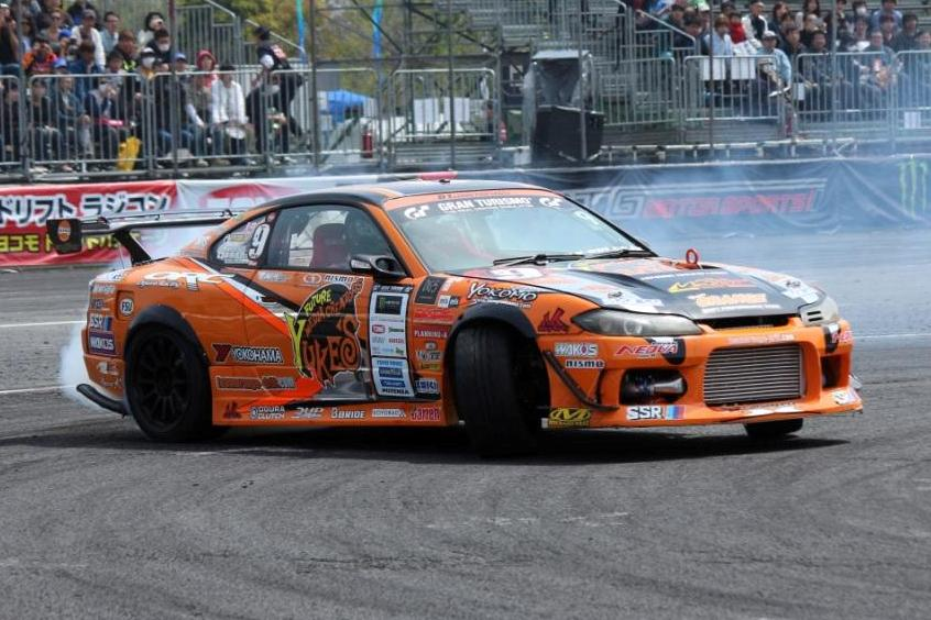 2015 D1 GRAND PRIX SERIES Round 2 SUZUKA DRIFT 開催