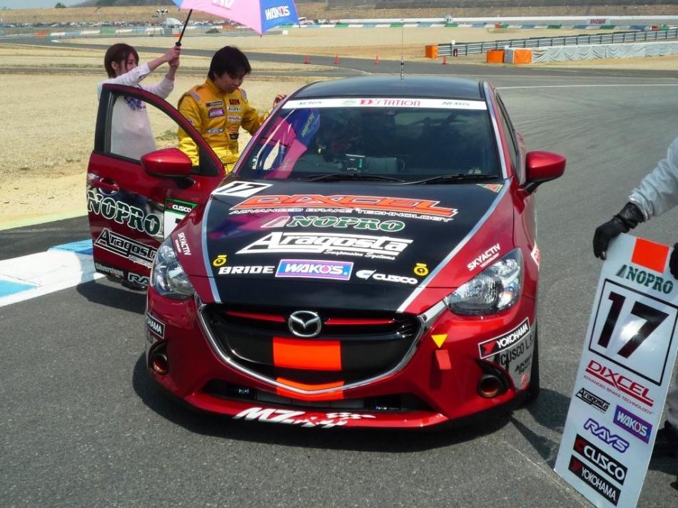 2015 スーパー耐久シリーズ 第2戦 SUGOスーパー耐久3時間レース 開催