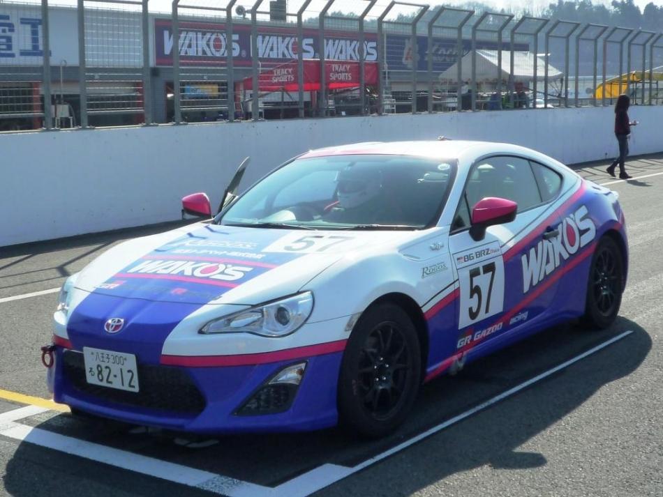 ザ・ワンメイクレース祭り 2015 富士 開催