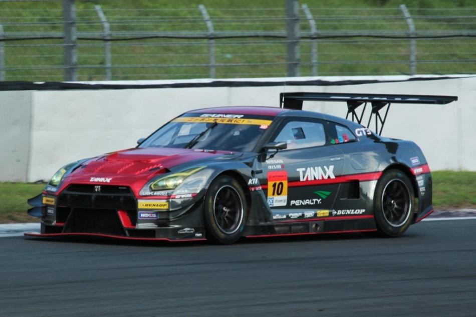 2015 SUPER GT Round7 SUPER GT in KYUSHU 300km RACE 開催