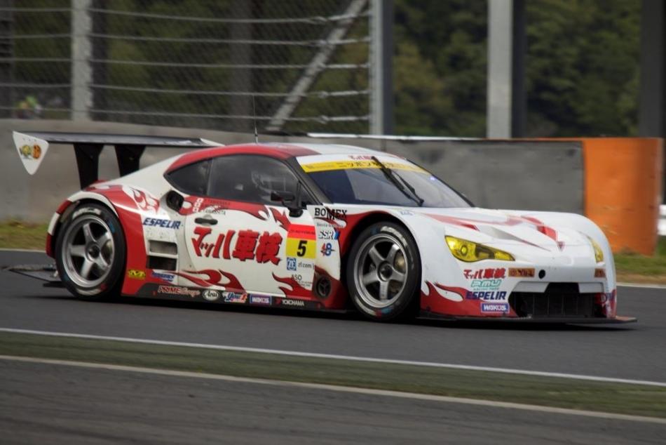 2015 SUPER GT Round8 SUPER GT MOTEGI GT 250km RACE 開催