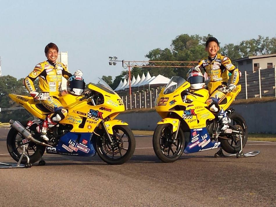 2016 MFJ 全日本ロードレース選手権 Rd,1 筑波 開催