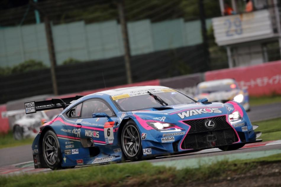 2016 SUPER GT Round7 BURIRAM SUPER GT RACE 開催