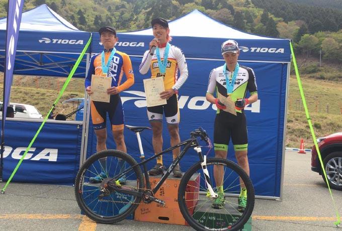 Coupe de Japon びわこ高島ステージ 前田公平(弱虫ペダルサイクリングチーム)が連勝
