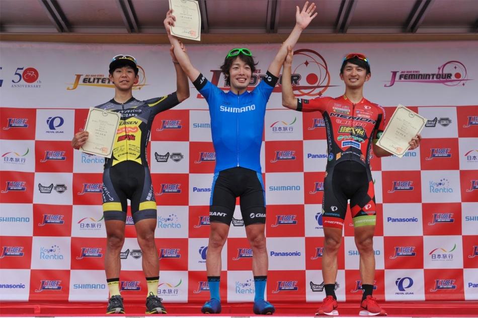 第51回JBCF西日本ロードクラシック・吉岡直哉(那須ブラーゼン)が第2位
