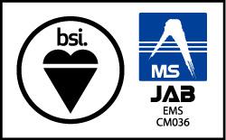 株式会社和光ケミカルは、ISO14001の認証を取得しました。